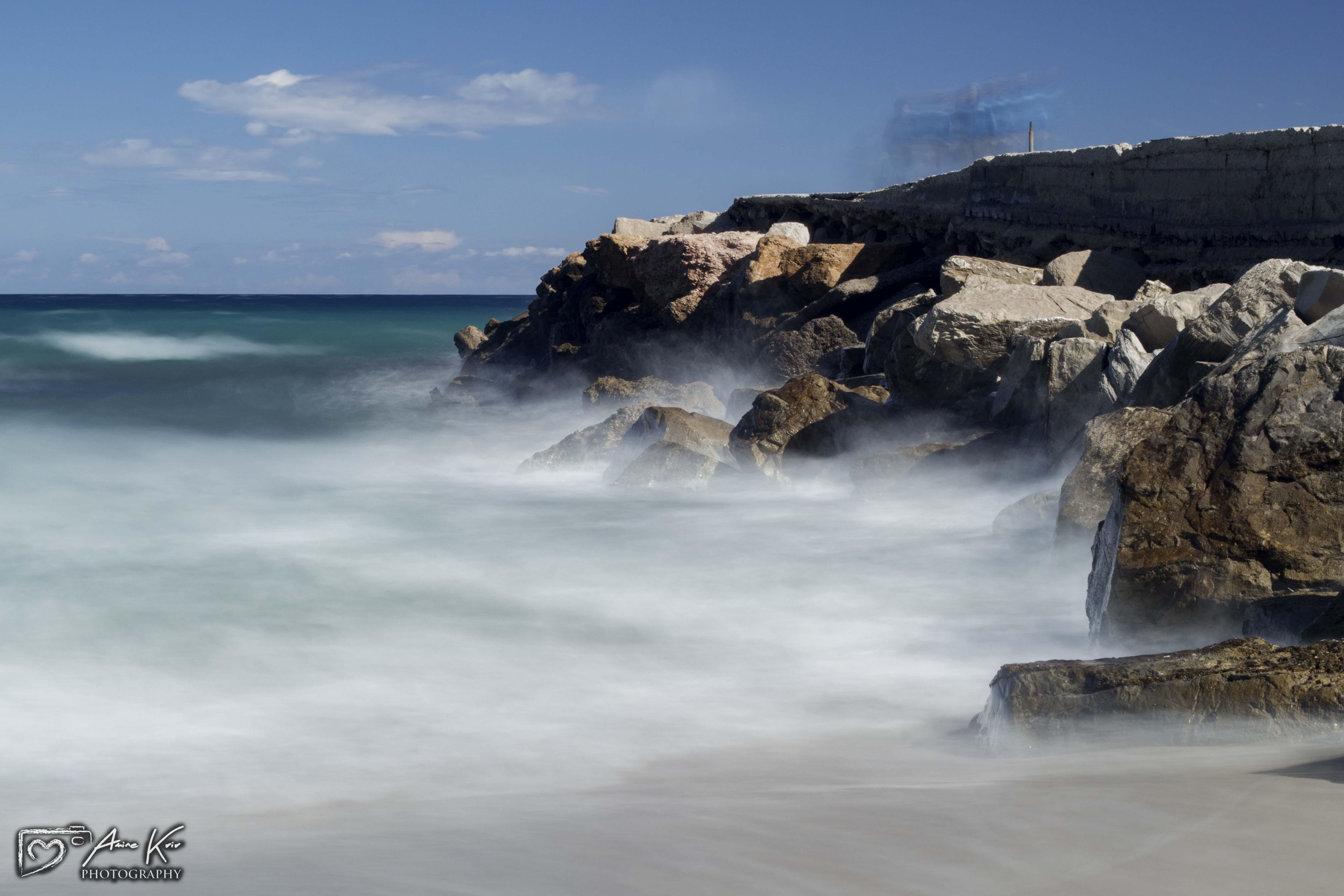 Základová fotografie zdarma na téma dlouhá expozice, u moře