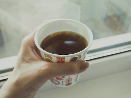 Kostnadsfri bild av dryck, hand, het, kaffe
