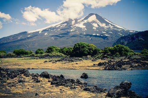 Kostenloses Stock Foto zu mutter natur, natur, paisaje, vulkan