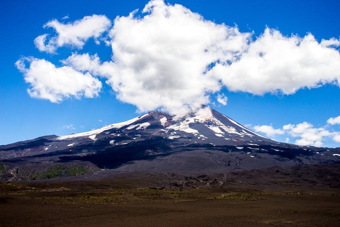 moder natur, natur, vulkan