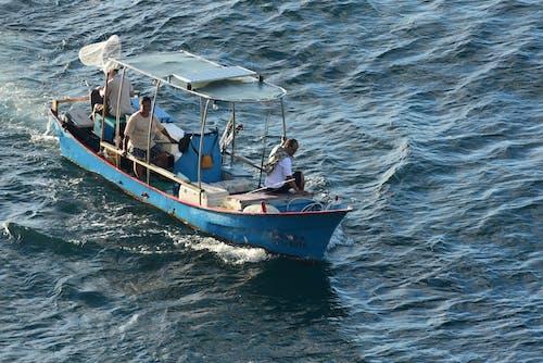 Free stock photo of fisherman