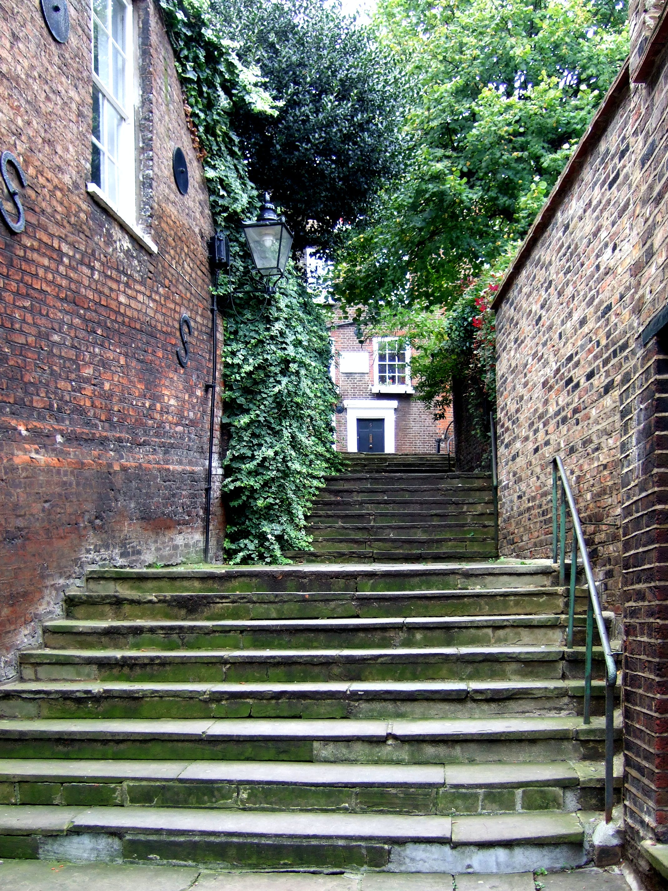 Free stock photo of flask walk, Hampstead, london, steps