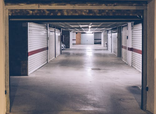 Free stock photo of car park, garage, Gerage, parking area