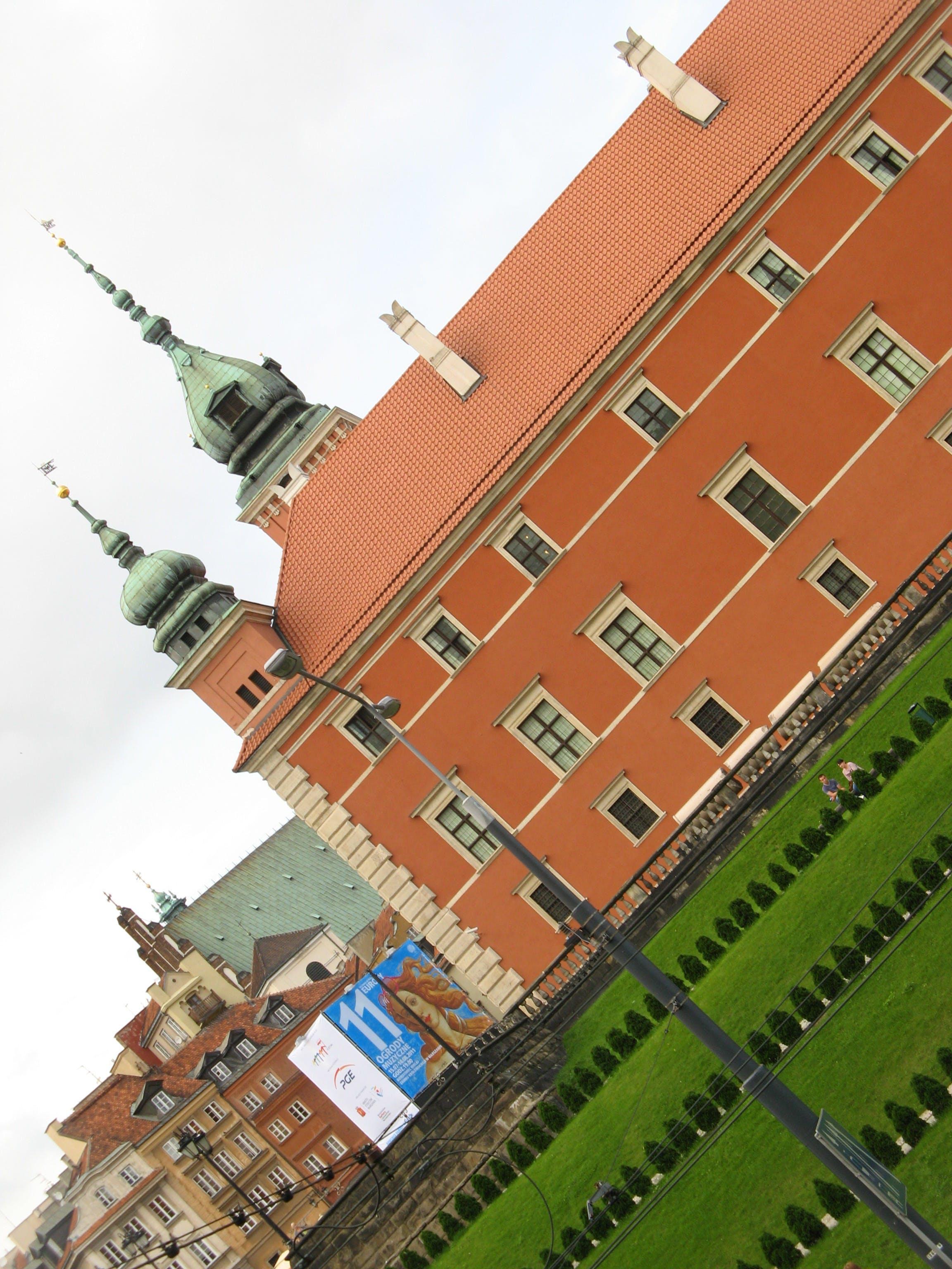 Δωρεάν στοκ φωτογραφιών με zamek królewski στο βαρσοβία
