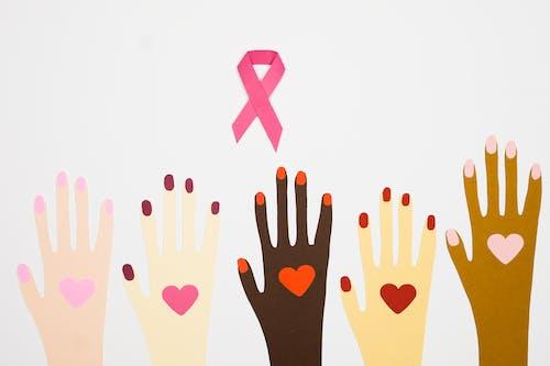 Kostenloses Stock Foto zu abstimmung, begrifflich, brustkrebs