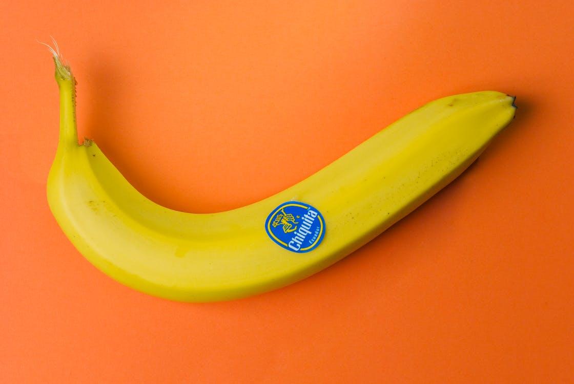 Free stock photo of banana, food, fruit