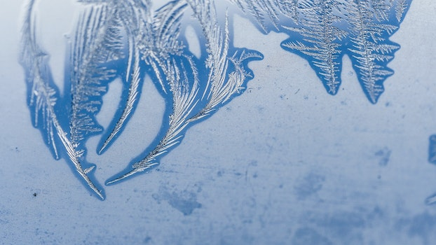 Free stock photo of cold, blue, winter, ice