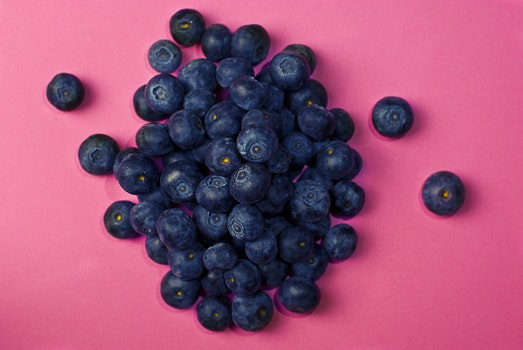 Free stock photo of food, blueberries, berries