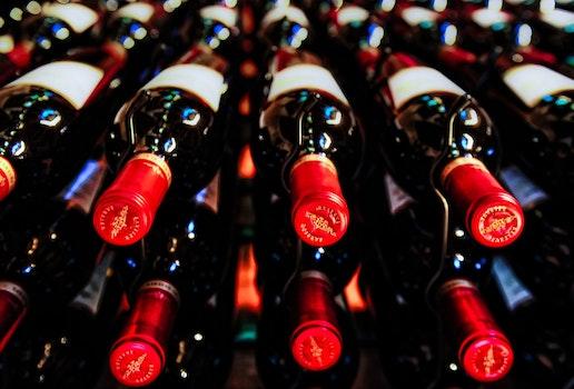Free stock photo of bottles, wine, storage, wine bottles