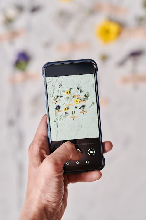 Kostenloses Stock Foto zu aufnahme, berühren, bildschirm