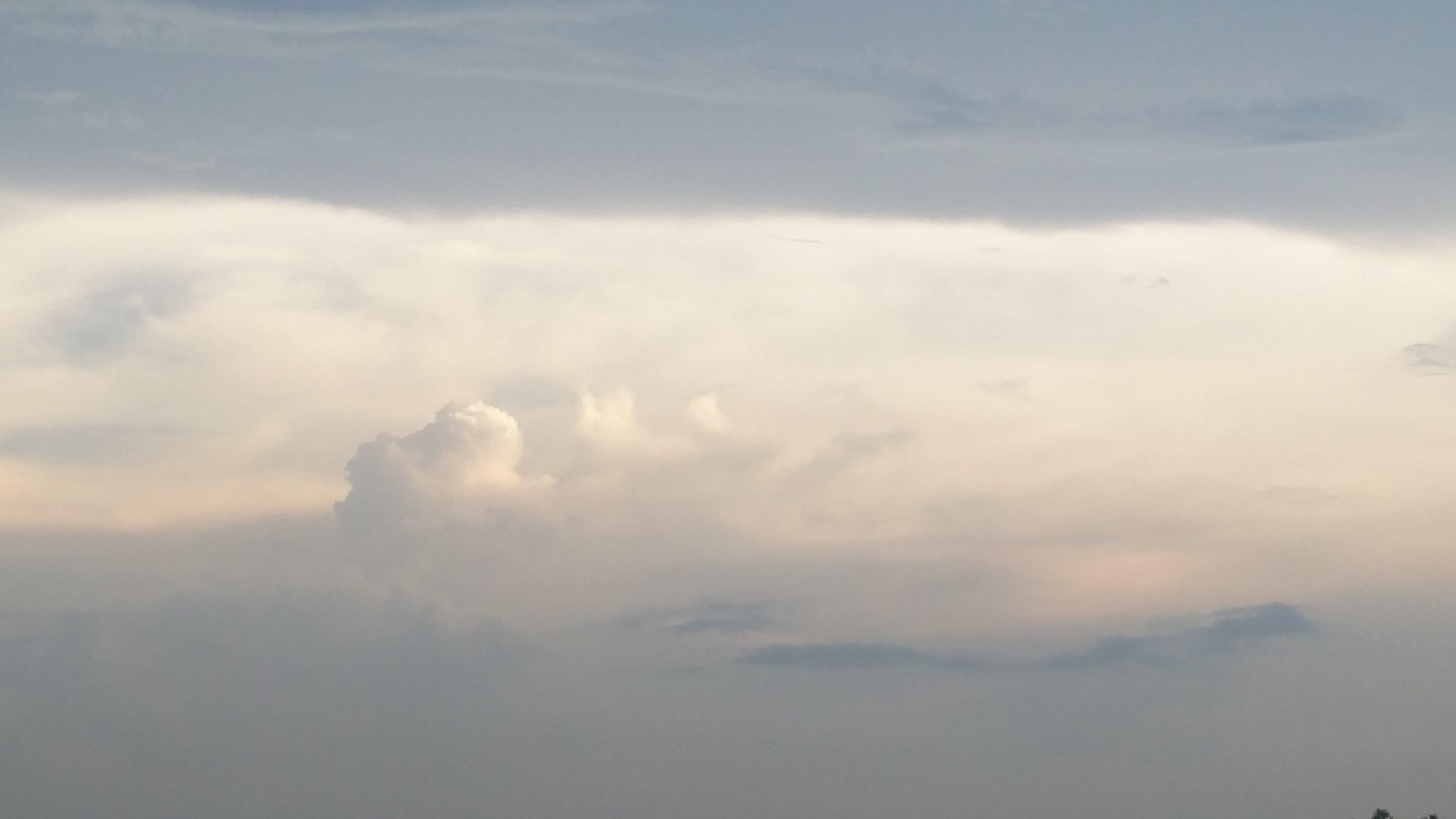 Free stock photo of cloud, cloudy sky, dark blue sky, sky