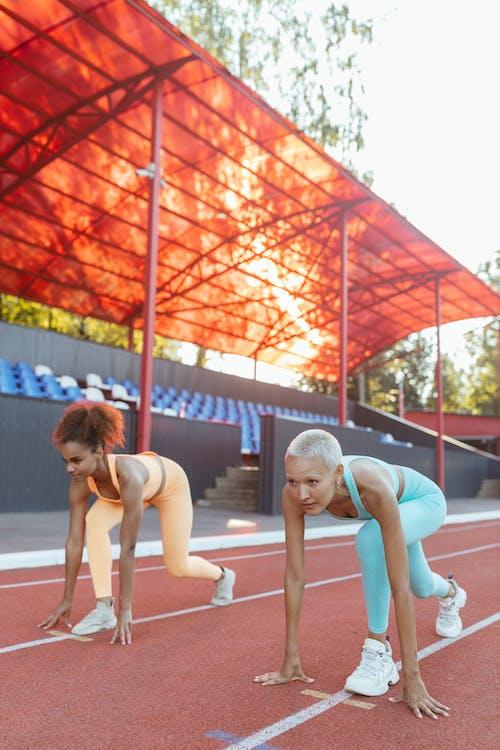 exercice, 享受, 人 的 免費圖庫相片