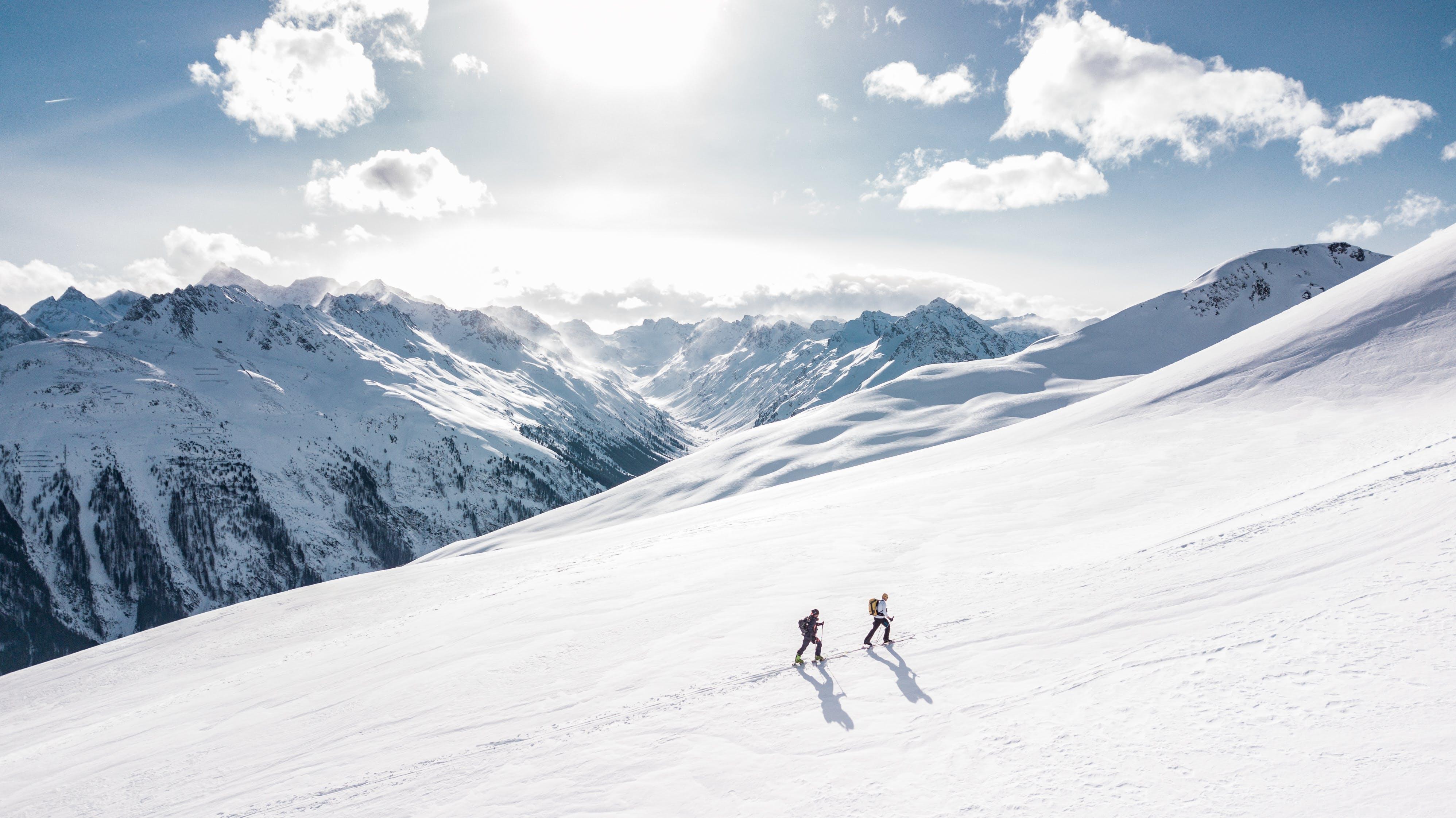 Randonnée à ski (lieu à définir)