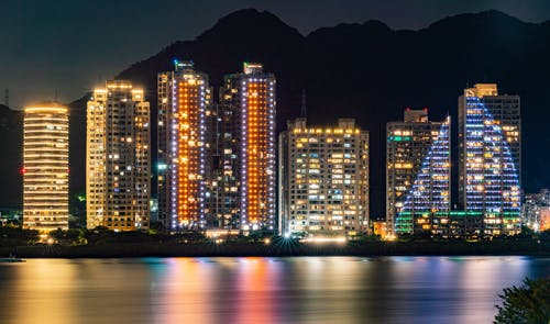 Immagine gratuita di architettura, business, centro città