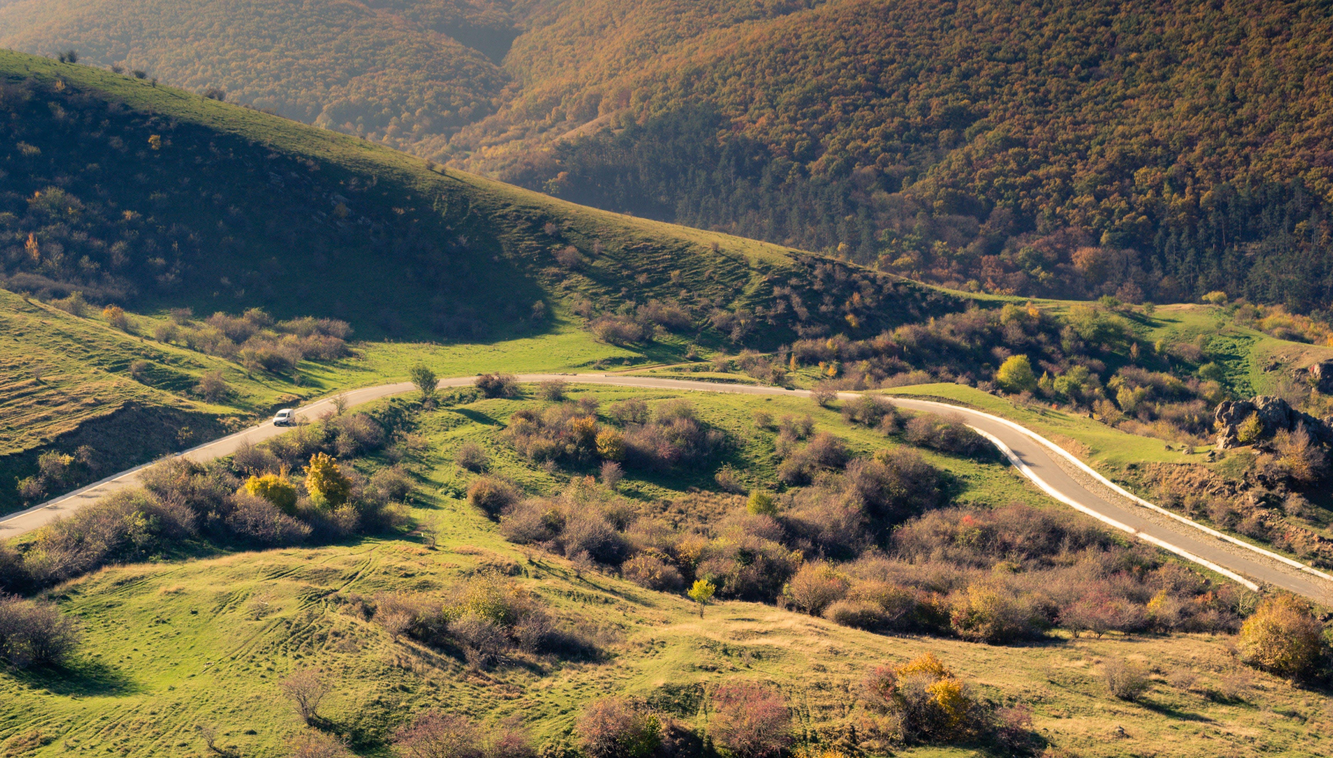 Free stock photo of landscape, mountains, autumn, travel