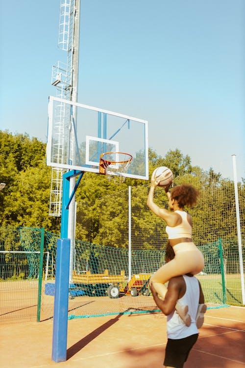 Безкоштовне стокове фото на тему «активний, афроамериканський, баскетбол»