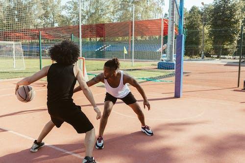 アクション, アクティビティ, アフリカ系アメリカ人の無料の写真素材