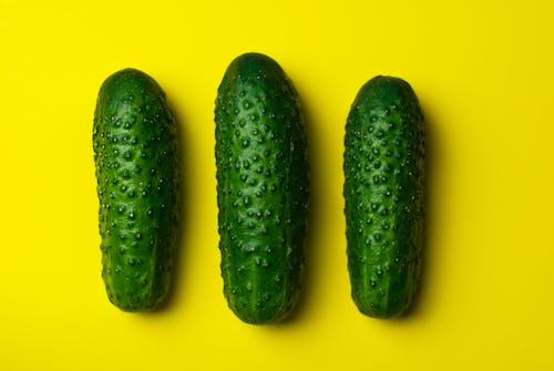 Foto d'estoc gratuïta de cogombres, menjar, pepinillos, verdures