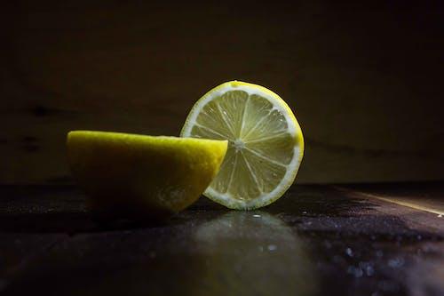 ahşap, Gıda, kahverengi, Limon içeren Ücretsiz stok fotoğraf