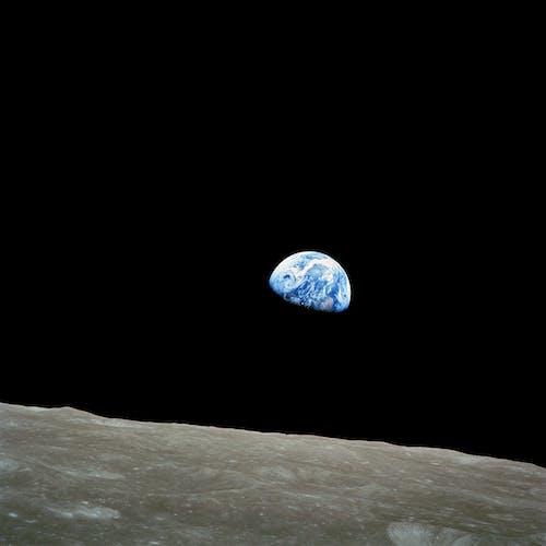 Araştırma, astronomi, ay, dünya içeren Ücretsiz stok fotoğraf