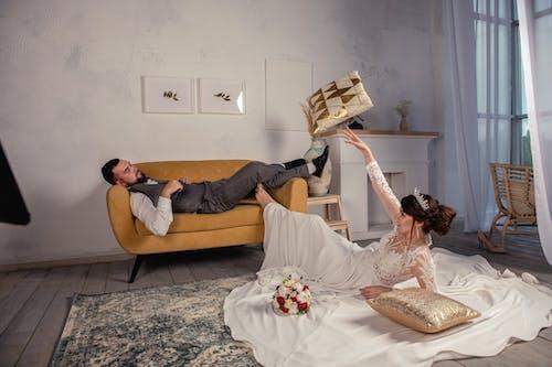 Imagine de stoc gratuită din cameră, canapea, cazare