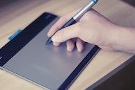 pen, technology, tablet