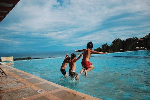 Kostenloses Stock Foto zu meer, strand, ferien, entspannung
