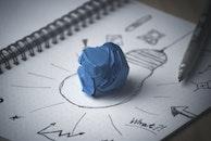art, idea, bulb