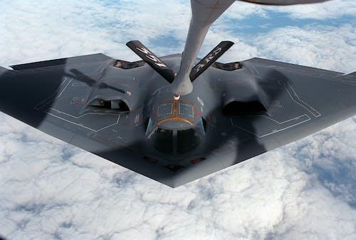 Δωρεάν στοκ φωτογραφιών με stealth βομβαρδιστής, αεροπλάνο, αεροσκάφος, εναέρια ανεφοδιασμού