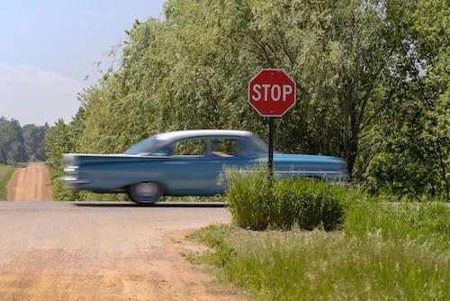 교통체계, 도로 표지판, 빠른의 무료 스톡 사진
