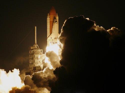 休假, 太空旅行, 火箭, 發射升空 的 免費圖庫相片