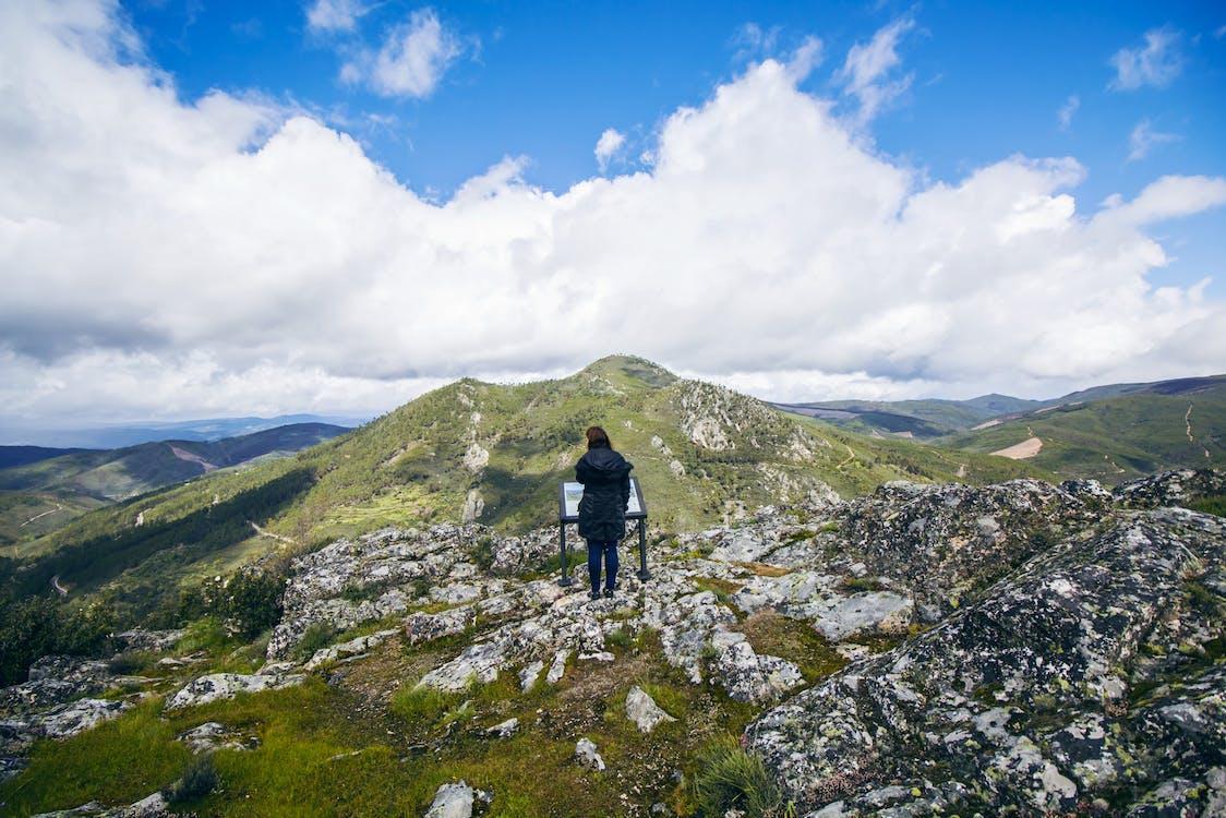 로키산맥, 바위 경치, 산의 무료 스톡 사진