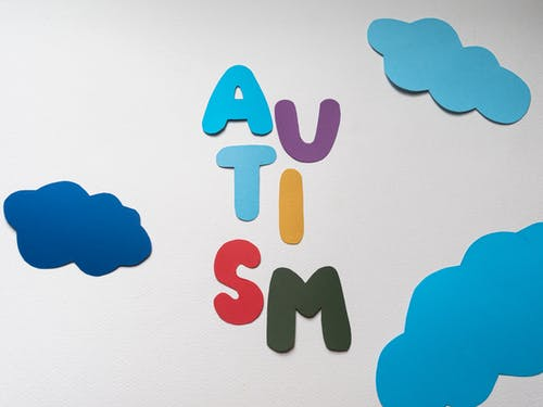 Fotos de stock gratuitas de autismo, azul, cartas