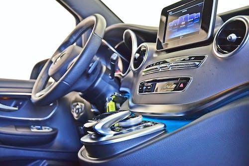 Free stock photo of dashboard, exposure, mercedes