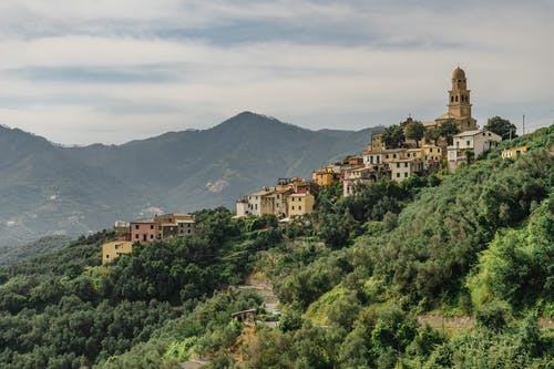 Free stock photo of cinque terre, italy, landscape