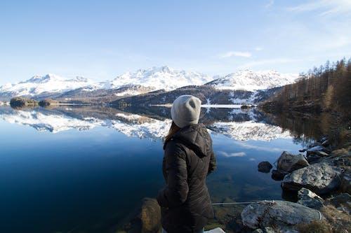 冒險, 冬季, 冰, 冷 的 免費圖庫相片