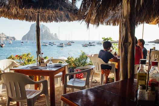 Free stock photo of food, beach, holiday, holidays