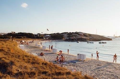 vaction, 夏天, 海灘, 西班牙 的 免費圖庫相片