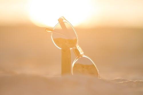 夏天, 日落, 服飾, 海灘 的 免費圖庫相片