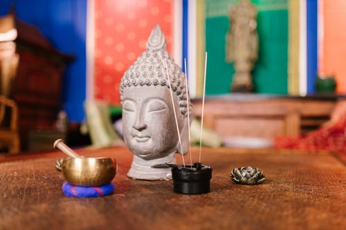 Materials Used for Meditation