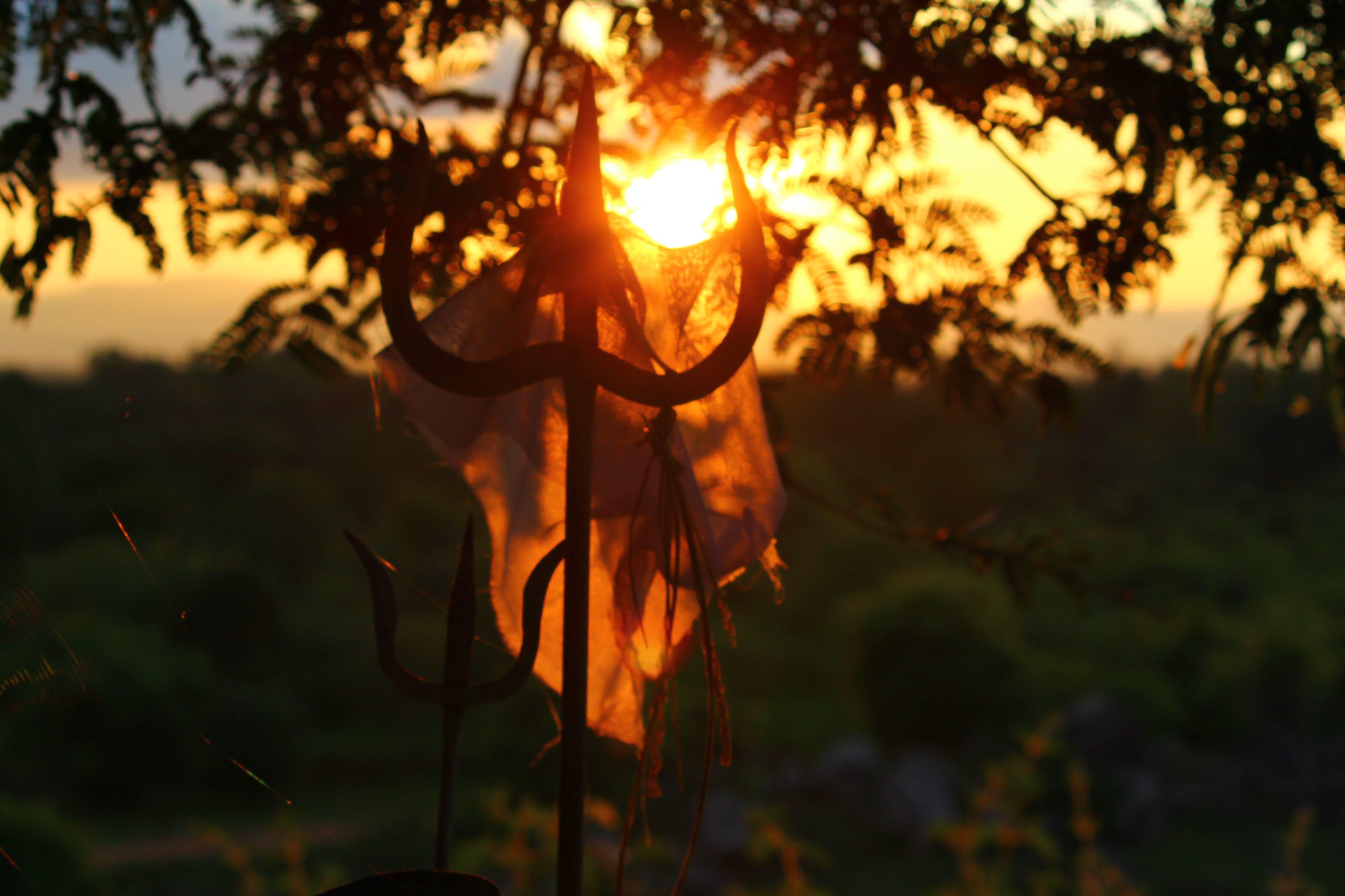 Free stock photo of Shiva, sunsat
