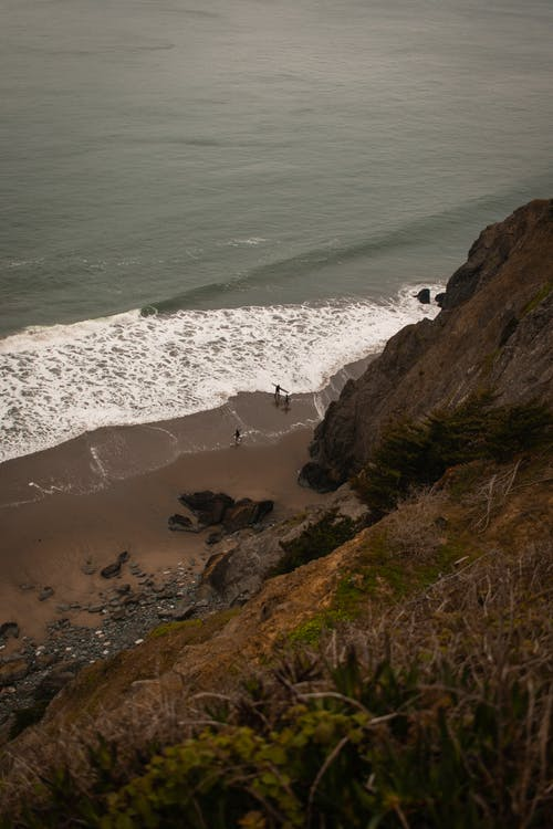 Fotos de stock gratuitas de agua, arena, bahía