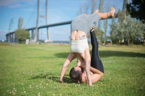 Foto stok gratis @ luar, akrobatik, aktif