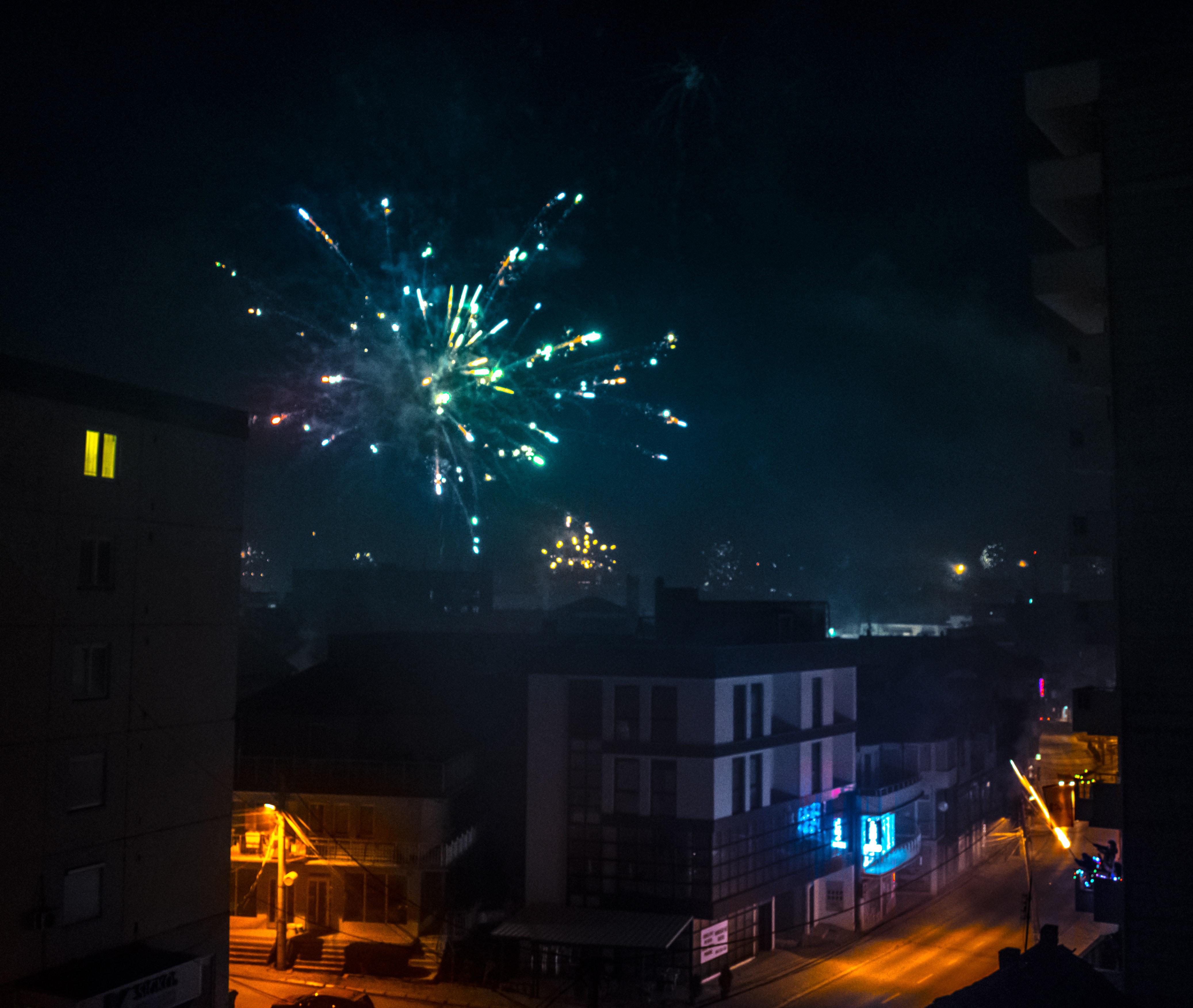 Foto stok gratis tentang kembang api, tahun baru, Wallpaper HD