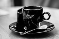 black-and-white, caffeine, coffee