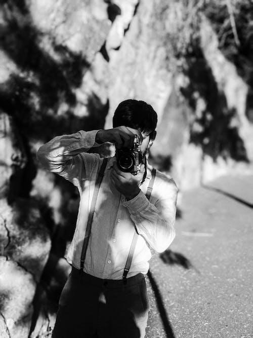 Fotobanka sbezplatnými fotkami na tému analógový, autentický, chlapec
