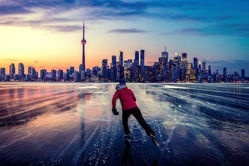 Ilmainen kuvapankkikuva tunnisteilla jää, jäätynyt, jäätynyt järvi, Kanada