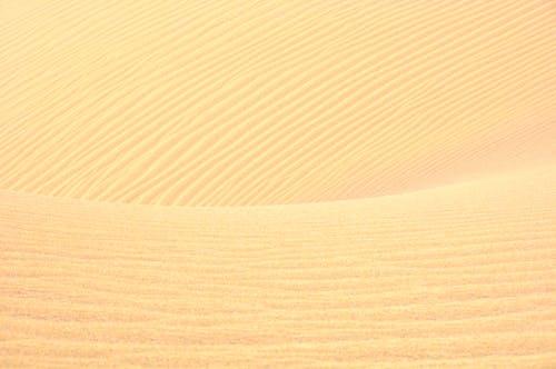 Základová fotografie zdarma na téma duny, písek, poušť, tvary