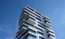 building, architecture, blue sky