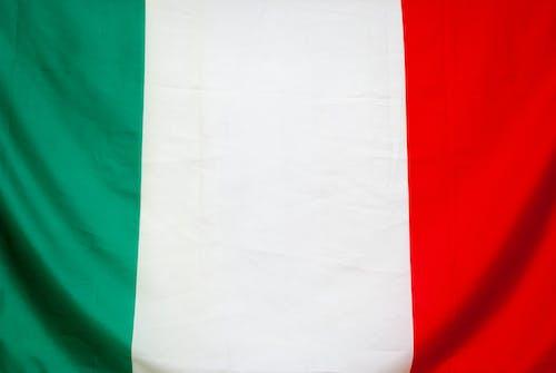 Free stock photo of italian, national flag